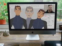 Cartoon Animator 4 PRO for Mac - Product Image