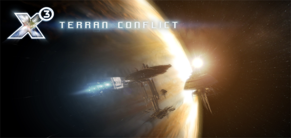 X3: Terran Conflict - Product Image