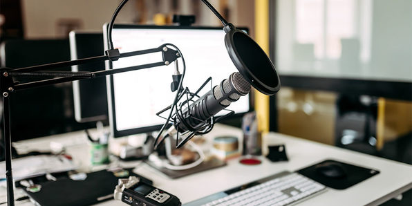 Podcasting: Setup, Record & Podcast in One Day - Product Image