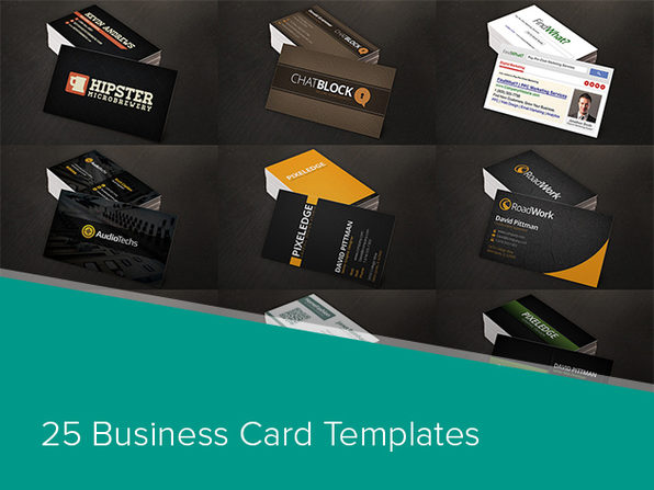 Business Card Bundle - Product Image