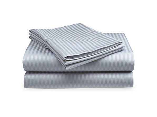4 Piece Set: Ultra Soft 1800 Series Bamboo-Blend Sheets - Twin - Product Image