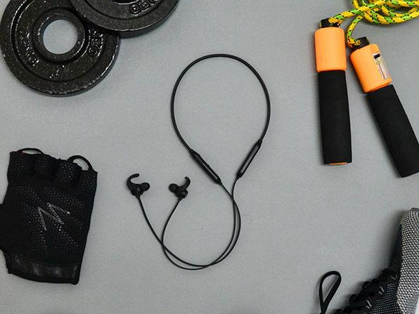 TREBLAB N8 Sport Bluetooth Earbuds