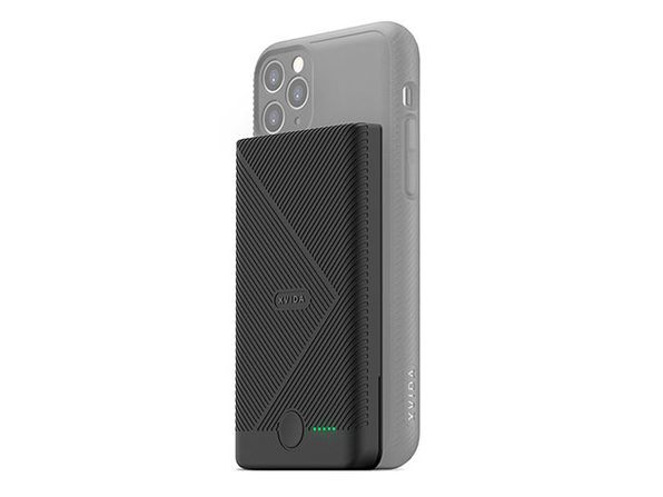 Power Kit: Magnetic Qi Wireless Power Bank + iPhone 11 Case