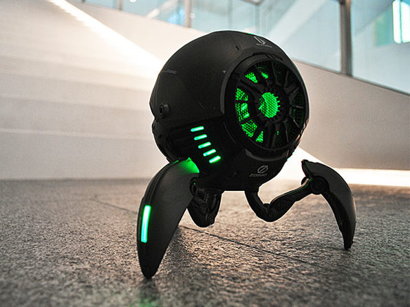GravaStar Premium Bluetooth Robot Speaker