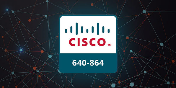 Cisco 640-864: CCDA Cisco Certified Design Associate - Product Image