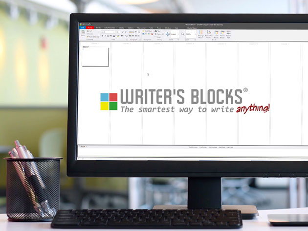 Writer's Blocks 5 Helps You Turn Small Ideas into Full-Length Stories