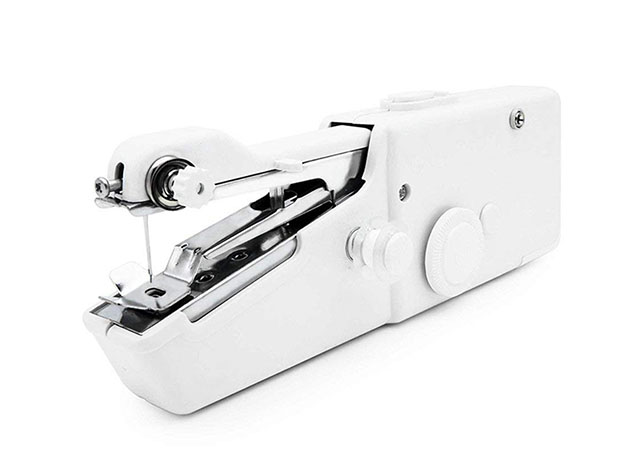 Handy Dandy Portable Sewing Machine for $24