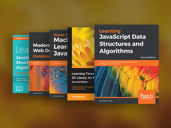 The Complete JavaScript eBook Bundle