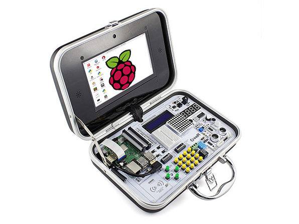 CrowPi Raspberry Pi Accessory Kit