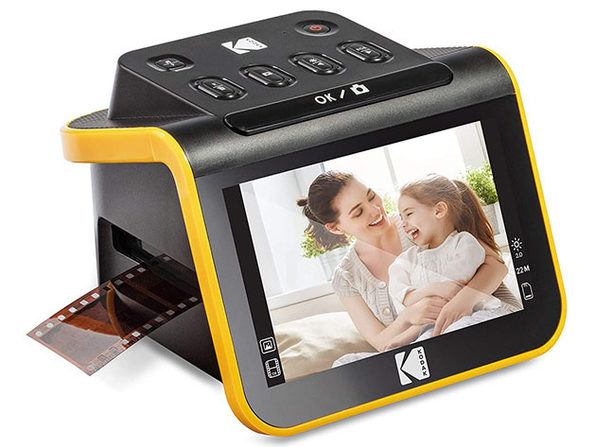 Kodak Slide N Scan Film & Slide Scanner