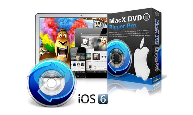MacX DVD Ripper Pro Freebie | MacTrast Deals
