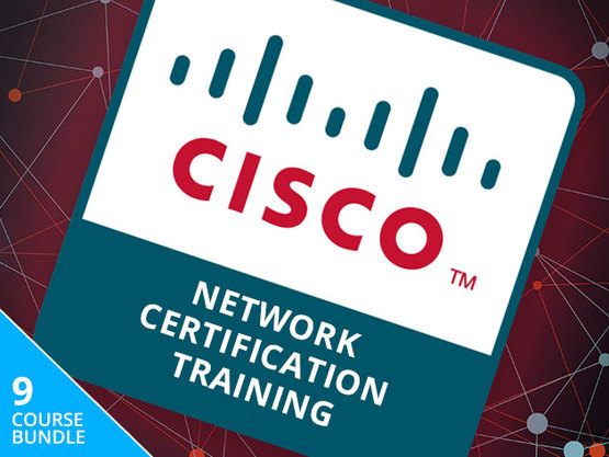 Complete Cisco Network Certification Training Bundle Discount