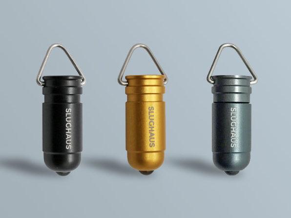 Slughaus Bullet 02 Flashlight: 3-Pack