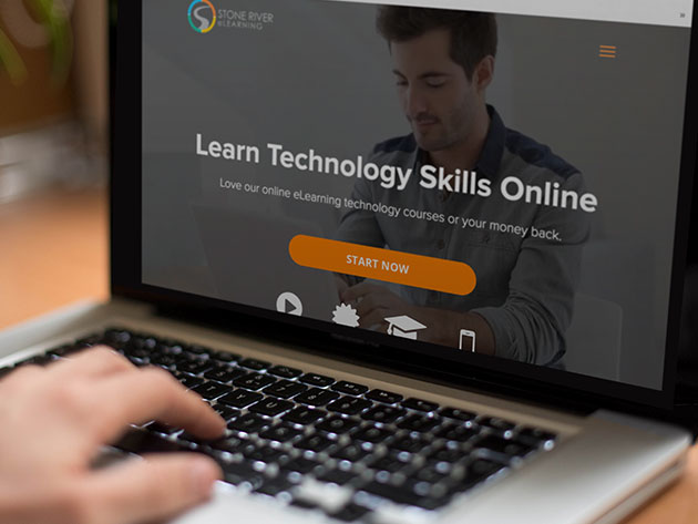 Stone River eLearning: Lifetime Membership - 170 Courses & Counting on All Things Tech: Coding, Design, 3D-Animation & More