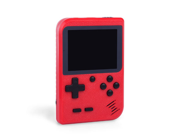 GameBud Portable Gaming Console (Red)