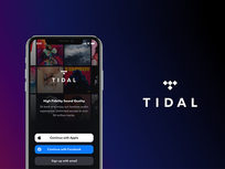 TIDAL Music Streaming Premium: 1-Yr Subscription - Product Image
