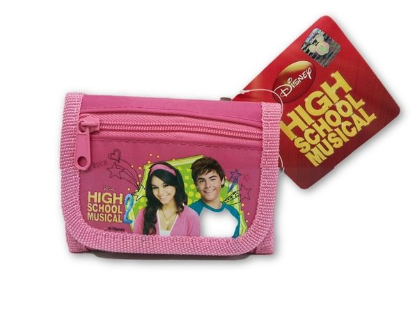 Wallet - High School Musical - Hot Pink
