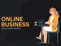 Online Business Mega Course Bundle - Product Image