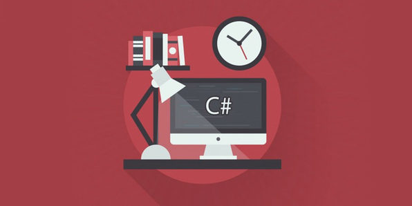 A 16-Hour C# Course with Microsoft Visual Studio 2013 - Product Image