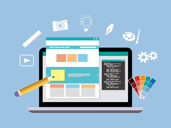 How to Create a Professional Website with No Coding Course