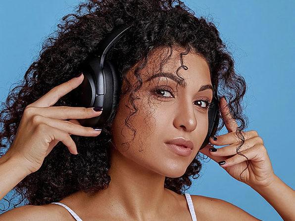 Mu6 Space 2: Smart Active Noise Cancelling Headphones