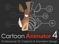 Cartoon Animator 4 PRO for Windows - Product Image