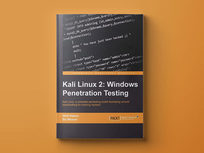Kali Linux 2: Windows Penetration Testing - Product Image
