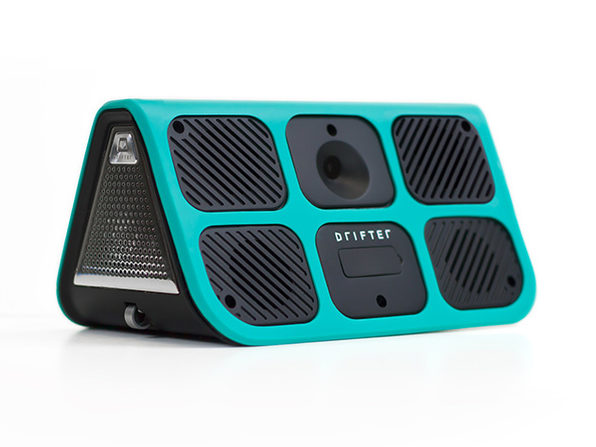 Drifter Phone-Free Smart Speaker (Teal)