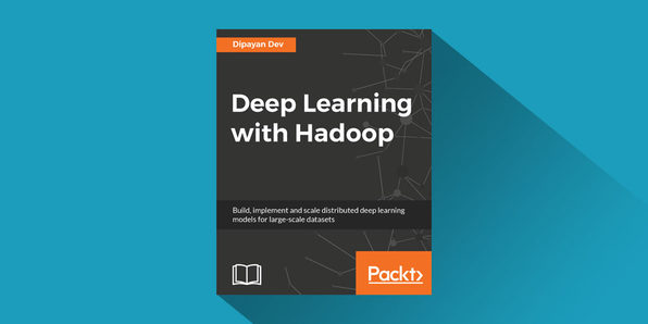 Deep Learning with Hadoop - Product Image