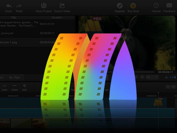 Moviemator Video Editor: Lifetime License (Windows