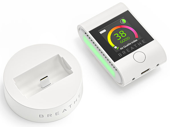 BREATHE Smart 2 Air Quality Monitor