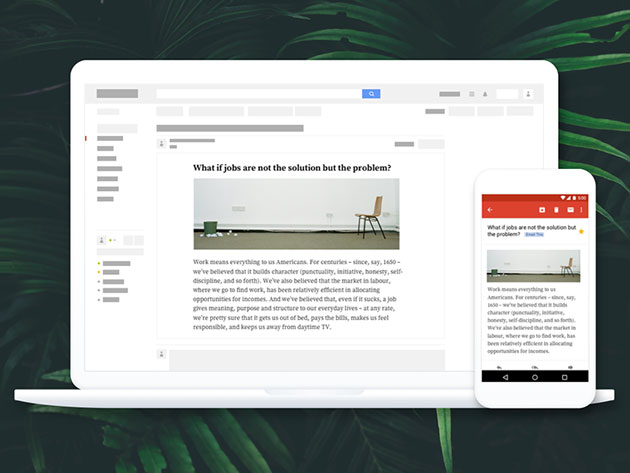 Stack Social Deal for EmailThis: Lifetime Subscription