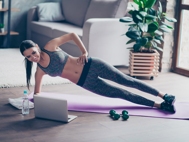 Stack Social Deal for Live Streaming Fitness: Lifetime Subscription