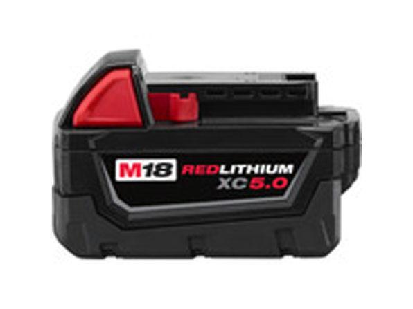 Milwaukee 48-11-1850 M18™ Redlithium XC5.0 Extended Capacity Battery Pack - Product Image