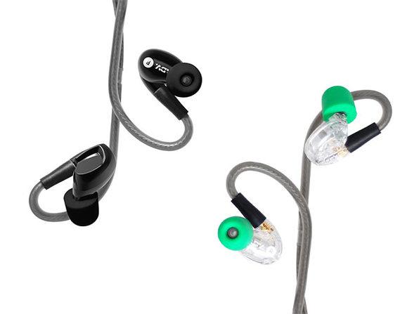 Model 3 Hi-Res Convertible Wireless Earphones (Clear)