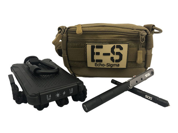 Everyday Carry Bag - Coyote Brown - Product Image
