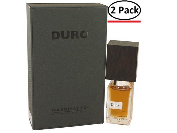 Duro by Nasomatto Extrait de parfum (Pure Perfume) 1 oz for Men (Package of 2) - Product Image