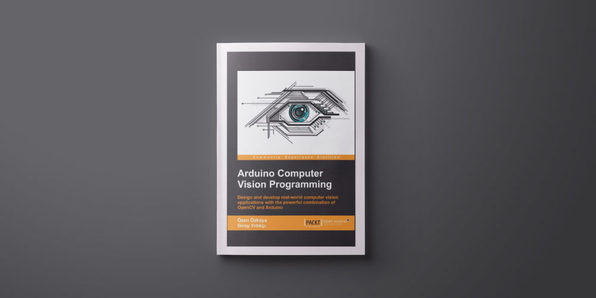 Arduino Computer Vision Programming - Product Image