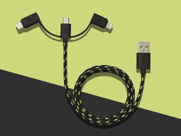 Triton 3-in-1 Cable (2M)