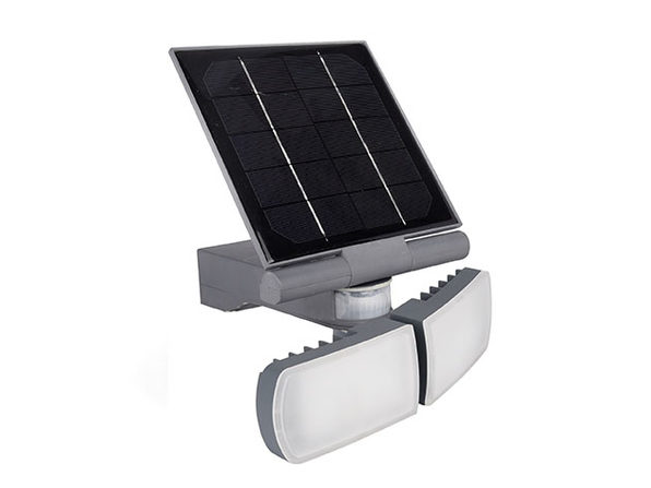Motion-Activated Solar Outdoor LED Lights
