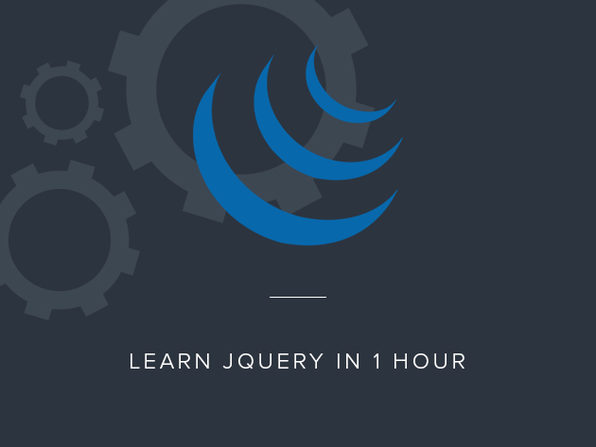 BundleClub: Learn JQuery in 1 Hour  - Product Image