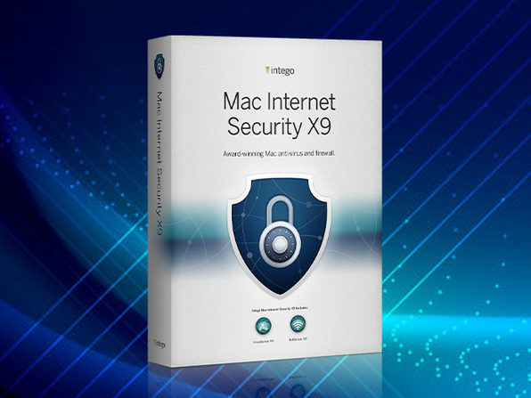 Intego Mac Internet Security X9: 3-Year Subscription