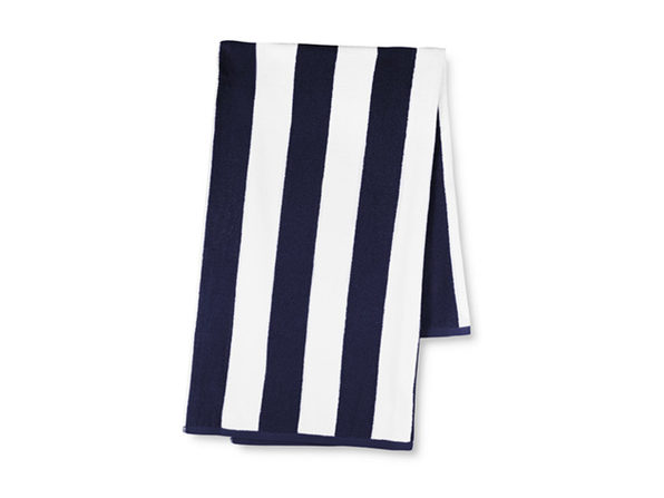 Anatalya Classic Resort Beach Towel (Navy)