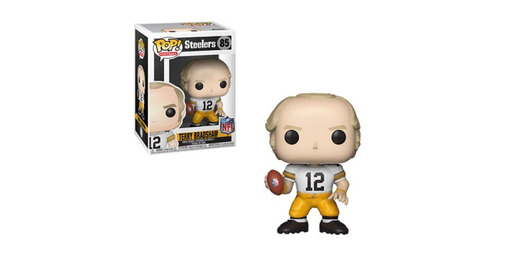 Funko POP – Legends – Terry Bradshaw – Vinyl Collectible Figure, on sale for $21.89 (9% off)