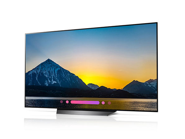 "LG B8 Series 55"" OLED 4K HDR TV"