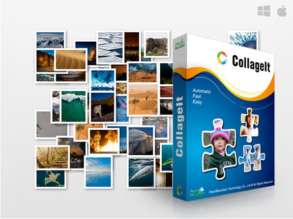 CollageIt Pro For Windows - Product Image