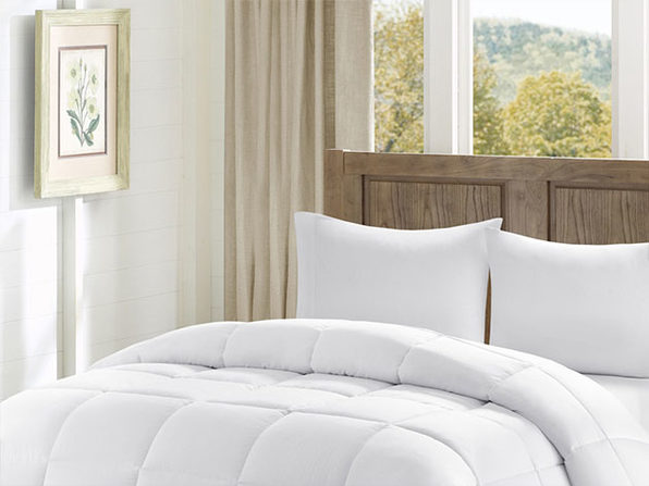 Bibb Home Down Alternative Microfiber Comforter