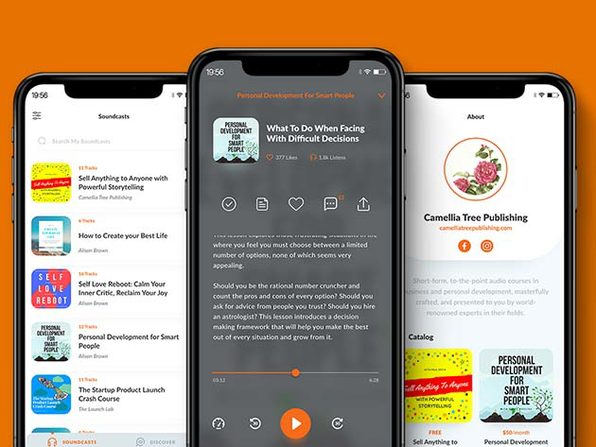 Soundwise Sell Paid Audio Directly to Listeners: Lifetime Subscription