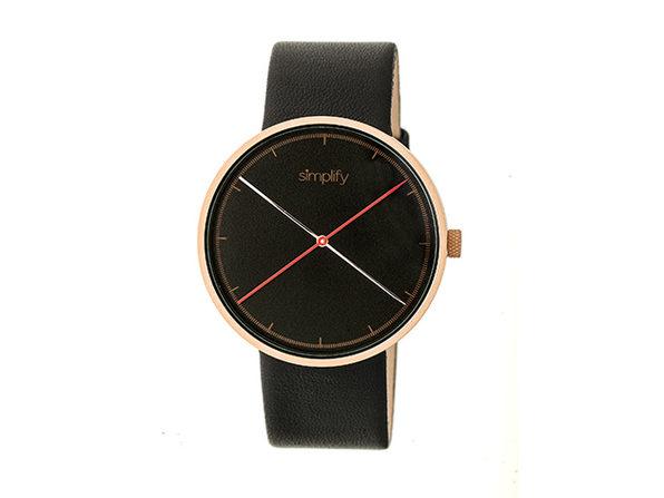 Simplify 4100 Unisex Watch