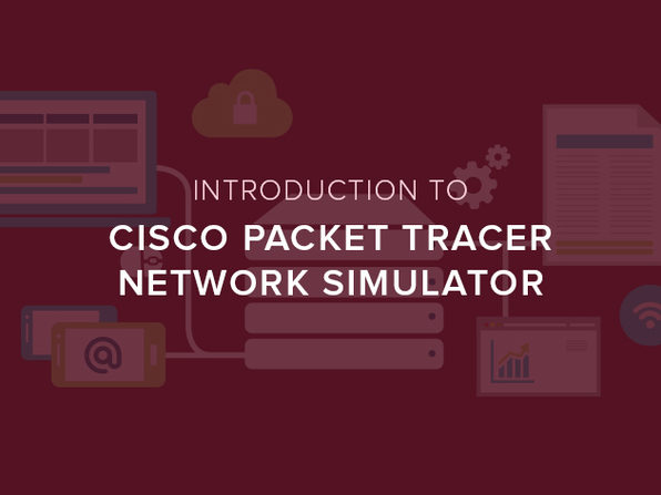 Introduction to Cisco Packet Tracer Network Simulator - Product Image